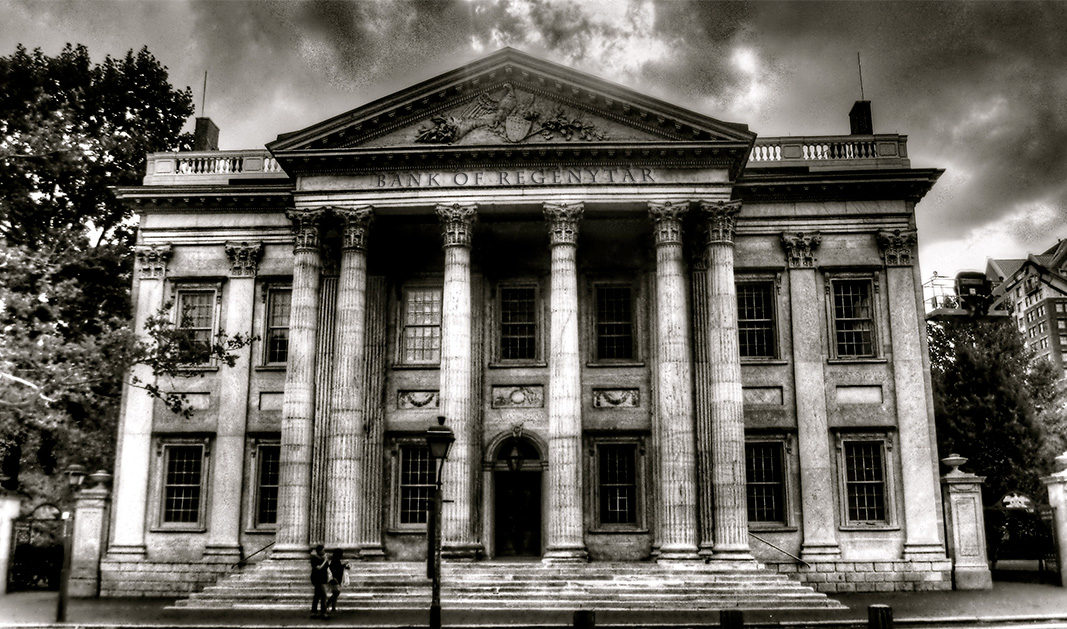 Bank of Regénytár – az ön virtuális pénzintézete