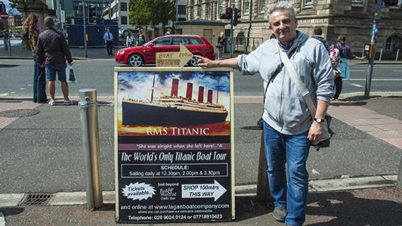 Belfast, az árnyékok városa