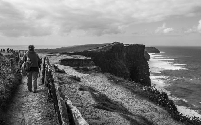 Írország fekete-fehérben