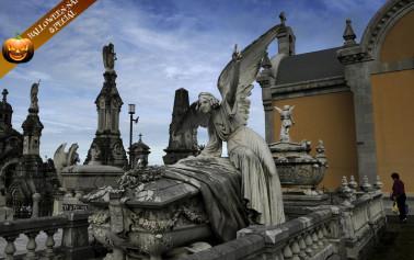 A spanyol temetőművészet legszebb alkotása