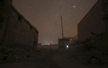 Éjszaka Aleppóban