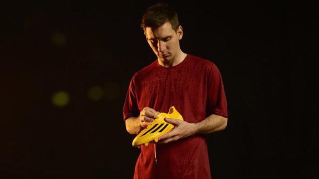 Messi cipője