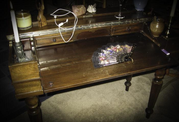 A tökéletes íróasztal