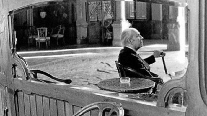 Borges és a tükör