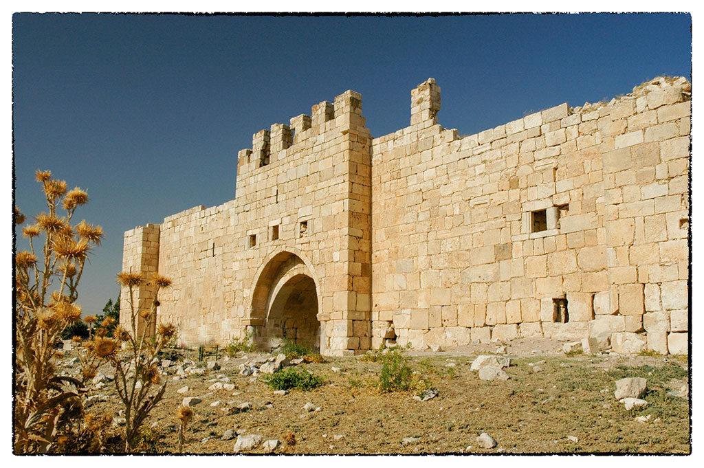 Ősi karavánszeráj romja Obrukban