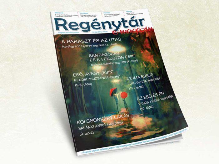 Az eső szín- és hangulatvilága – tematikus e-magazin