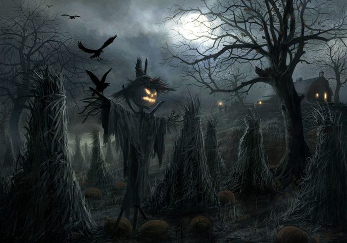 November hónap témája: rémület az éjszakában