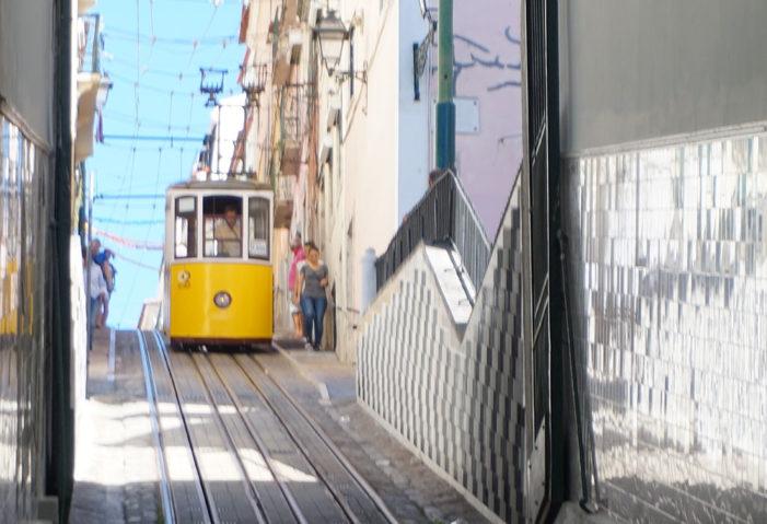 Végre Lisszabon!