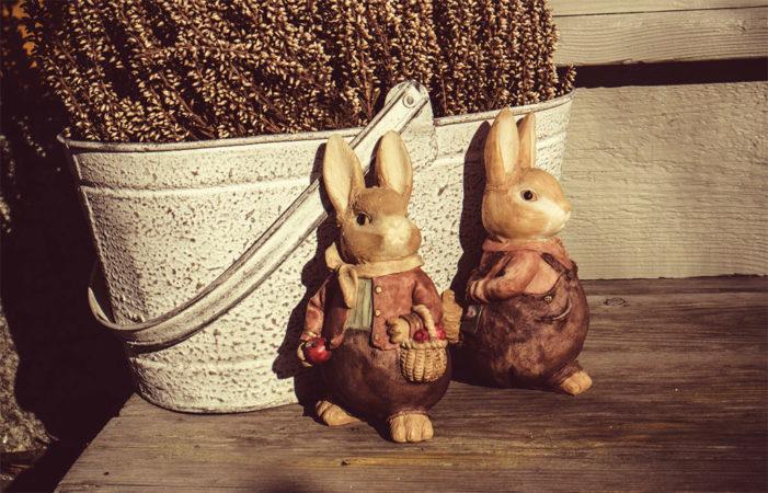 A húsvéti nyúl