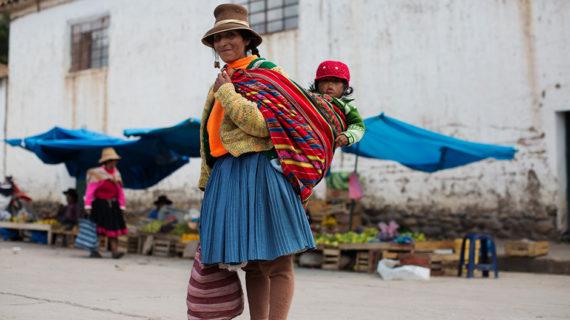 Észt osztok Peruban, a peruiaknak