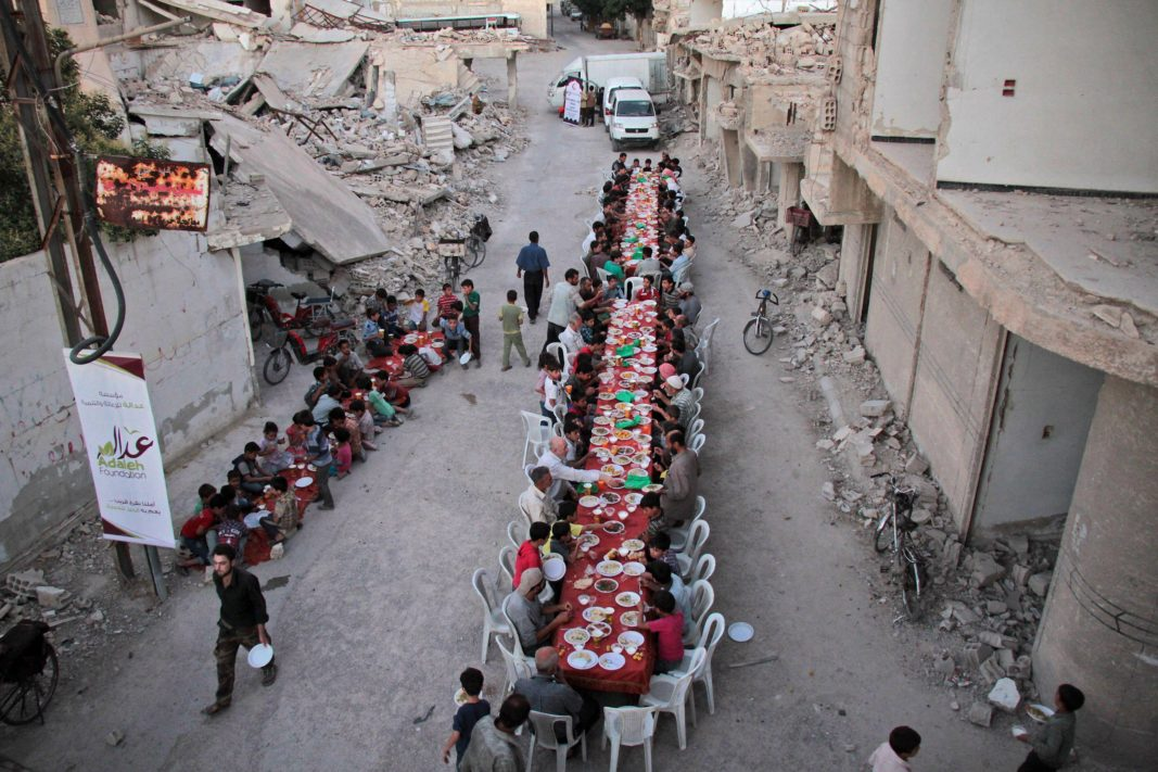 Ramadan Szíriában