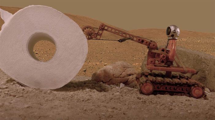 A Mars misszió – animációs film trailer