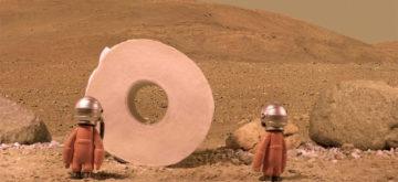 A vörös bolygó titka – világpremier!