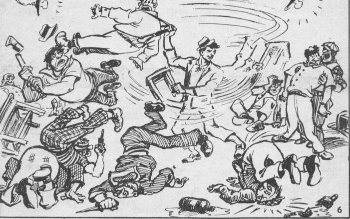 A szép magyar verekedés 5. – akit érek, azt ütök