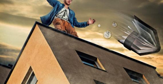 A nap, amikor Seppi Mörgens leugrott a tetőről