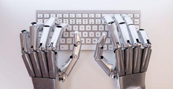 A mesterséges ingerencia regényt ír