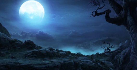 A szellemhold titka – halloween napi speciál
