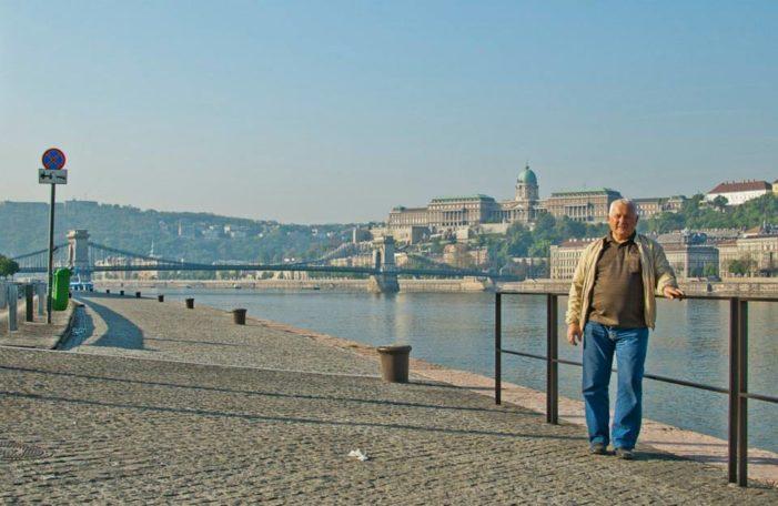 Kucor József nyerte a Bányai Tamás-emlékdíjat
