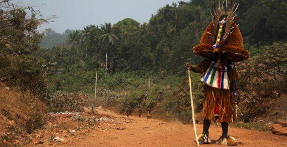 A nigériai özvegy – minipályázat