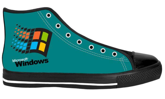 Amikor a Windows egy cipő