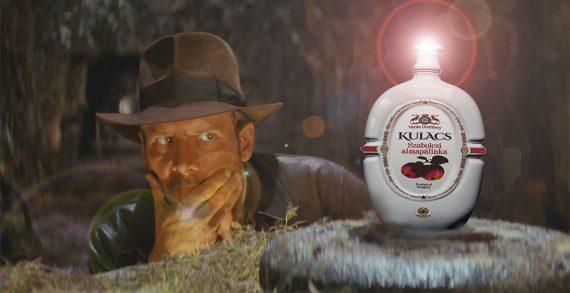 Indiana Jones és a magyarok istene