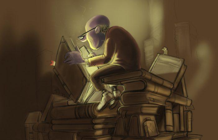 A könyvek őrzője