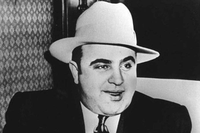 Al Capone kalapja