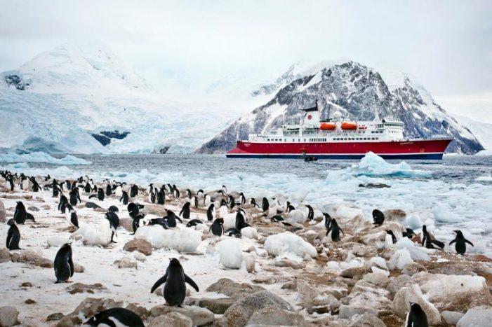Világszavazás: jeges üzenet az Antarktiszról