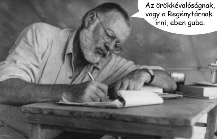 Mi is készülünk a Magyar Próza Napjára