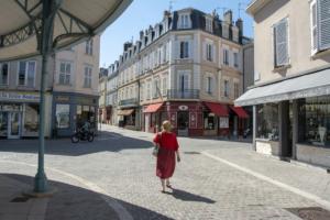 Séta Chartresban