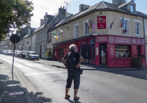 Itt beszélnek angolul (Bayeux)